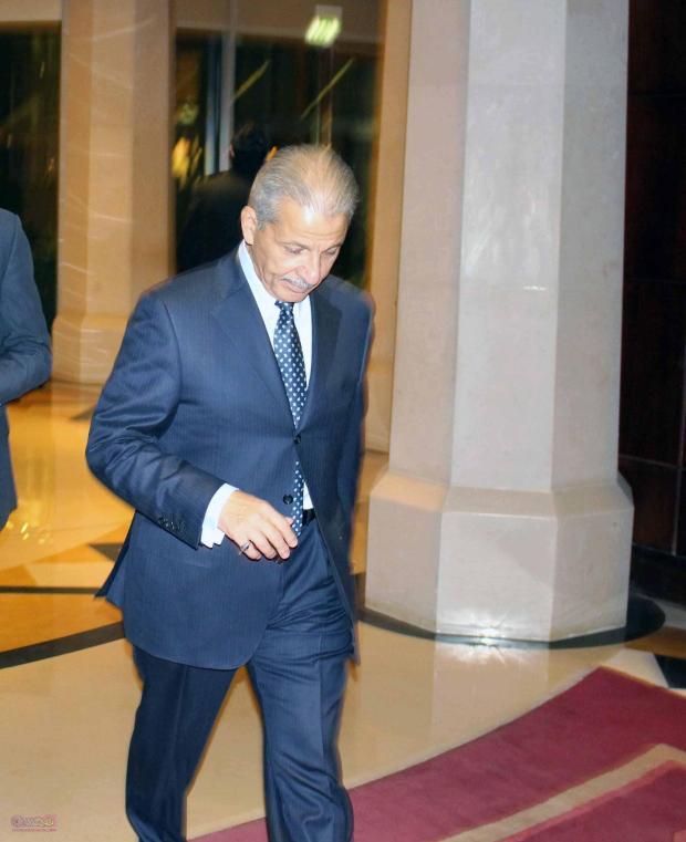 سعادة سفير السعدية احمد القطان