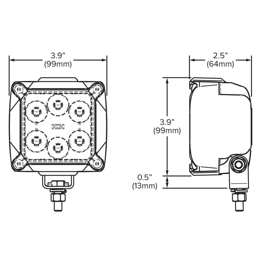 Xwl 812 Series Work Light