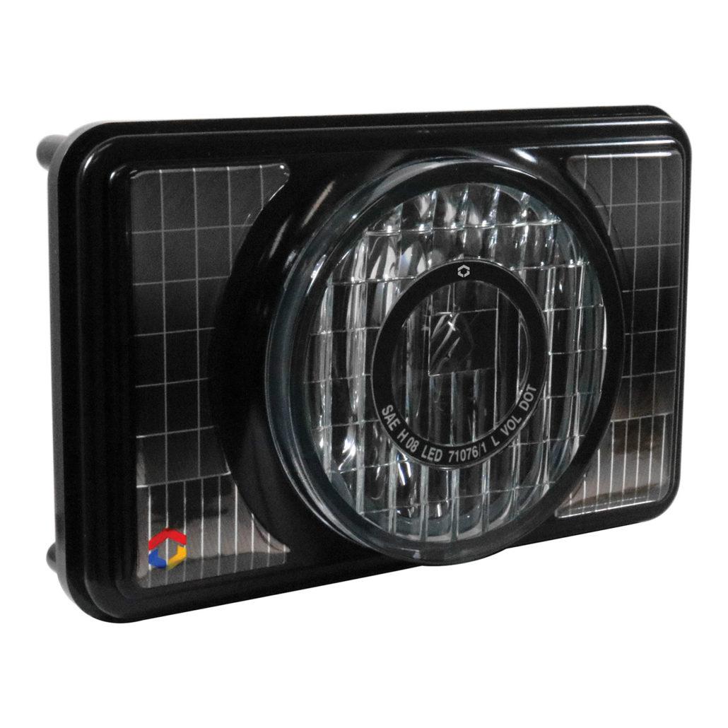 hight resolution of 4 x 6 low beam led headlight module
