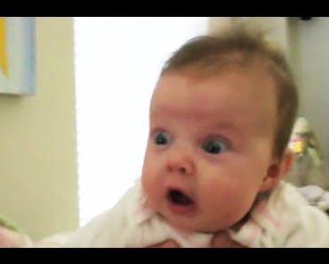 Babies Scared of Farts Compilation - babies scared of farts compilation