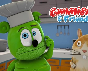 """Gummibär And Friends """"Hamster In The House"""" The Gummy Bear Show Episode 2 - gummibar and friends hamster in the house the gummy bear show episode 2"""