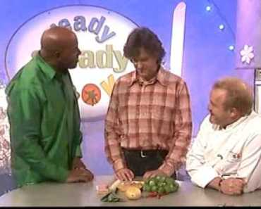 Hamster and Slow on Ready Steady Cook 1/3 - hamster and slow on ready steady cook 13