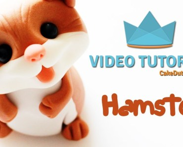 How to create a Hamster Cake Topper - Cake Decorating Tutorial - how to create a hamster cake topper cake decorating tutorial