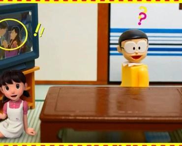 Nobita and Shizuka in Cooking, Football with Time Furoshiki Funny Video Cartoon in Hindi Doremon - nobita and shizuka in cooking football with time furoshiki funny video cartoon in hindi doremon