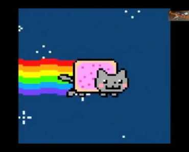 Super Nyan Cat Funny Hamster Voice 2015 na na nananana na na - super nyan cat funny hamster voice 2015 na na nananana na na