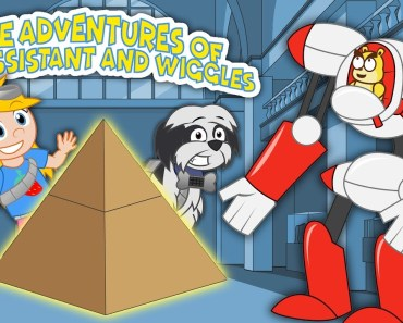 The Adventures of The Assistant and Wiggles Howie the Hamster and the Museum - Episode 1 - the adventures of the assistant and wiggles howie the hamster and the museum episode 1