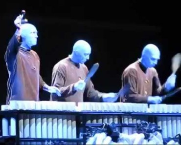 Blue Man Group | Live in Concert | Best Performance - blue man group live in concert best performance