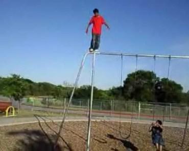 Bravest Kid Doing Backflips! (Must watch!) - bravest kid doing backflips must watch