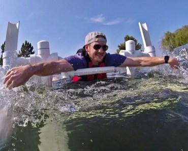 Build A Boat Battle | Dude Perfect - build a boat battle dude perfect