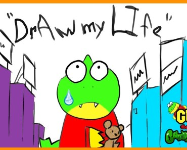 Draw My Life - Gus animated family fun kids pretend playtime cartoon! - draw my life gus animated family fun kids pretend playtime cartoon