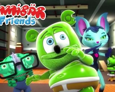"Gummy Bear Show 1 ""SPOOKTACULAR"" Gummibär And Friends - gummy bear show 1 spooktacular gummibar and friends"