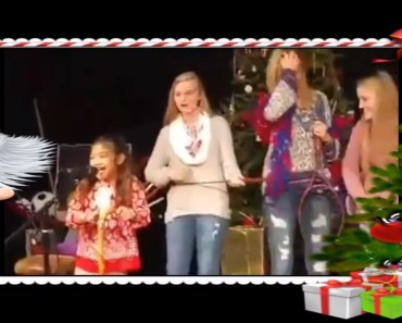 Angelica Hale | Performs Christmas Song on Funny Stage - angelica hale performs christmas song on funny stage