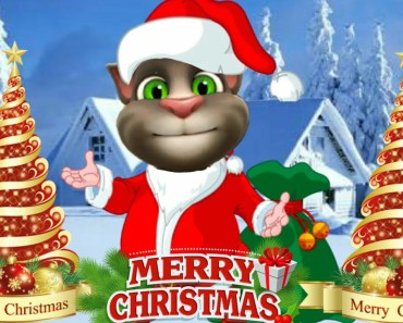 Happy Christmas Talking tom Funny Video (Merry Christmas) Talking Tom New Video By New Billa Funny - happy christmas talking tom funny video merry christmas talking tom new video by new billa funny