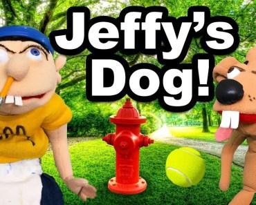 SML Movie: Jeffy's Dog! - sml movie jeffys dog