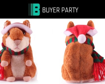 Talking Hamster Toy From Buyerparty - talking hamster toy from buyerparty