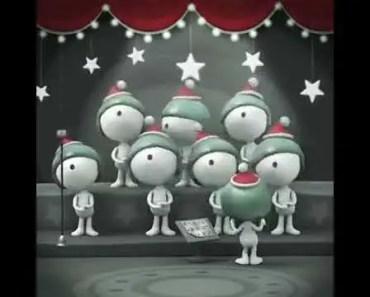 Vodafone funny Christmas song - vodafone funny christmas song