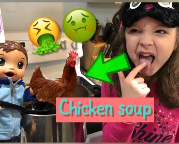 BABY ALIVE Luke Makes Chicken Soup Funny Baby Alive Videos - baby alive luke makes chicken soup funny baby alive videos