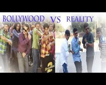Bollywood vs Reality ||Real Life Funny Video|| Expectation vs Reality || Talented Lafange - bollywood vs reality real life funny video expectation vs reality talented lafange