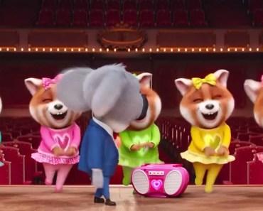 [HD] SING Red Pandas Moments - hd sing red pandas moments
