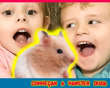 Conheçam a Duda Hamster [Manu e Pepe] - conhecam a duda hamster manu e pepe