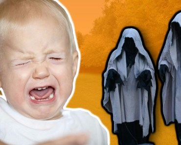 Funny Babies Scared of Halloween Compilation (2017) - funny babies scared of halloween compilation 2017