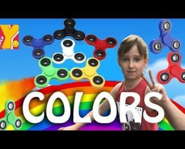 Learn Colors With Fidget Spinner Learn Colors For Kids Children Toddlers - learn colors with fidget spinner learn colors for kids children toddlers