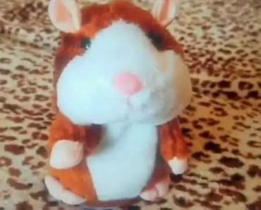 16cm Funny Talking Hamster Mouse Pet Speak, BuyInCoins - 16cm funny talking hamster mouse pet speak buyincoins