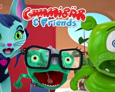 "Gummy Bear Show 4 ""WHO ATE IT?"" Gummibär And Friends - gummy bear show 4 who ate it gummibar and friends"
