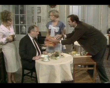 A Biscuit with Your Rat? - Fawlty Towers - BBC - a biscuit with your rat fawlty towers bbc