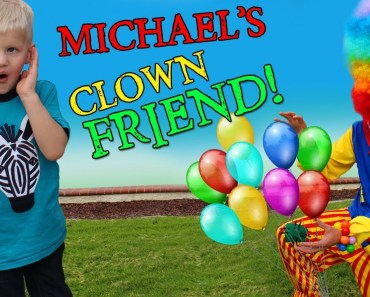 Happy Clown Playtime with Michael!! - happy clown playtime with michael