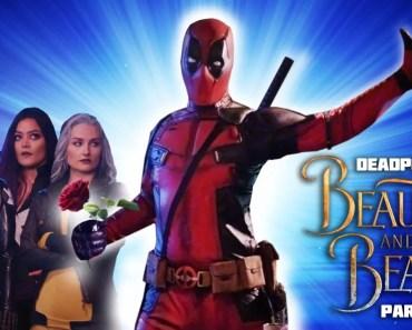 """Deadpool Musical - Beauty and the Beast """"Gaston"""" Parody - deadpool musical beauty and the beast gaston parody"""