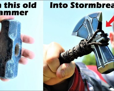I Turn An Old Hamster Into Stormbreaker From Infinity War! - i turn an old hamster into stormbreaker from infinity war