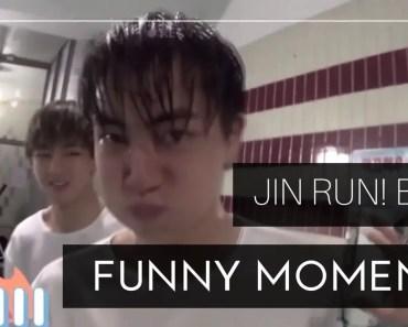 Jin BTS Funny Moments Compilation - jin bts funny moments compilation