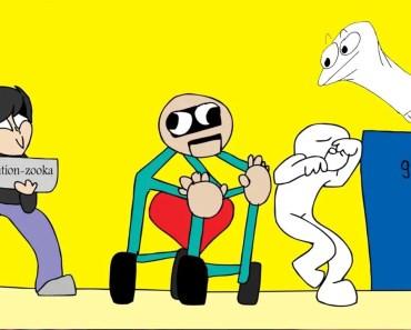 Baldi's Basics Animation Compilation #6 - Funny Memes & Comics - baldis basics animation compilation 6 funny memes comics