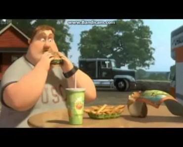 Funny Bolt Clip :D Love Rhino The Hamster - funny bolt clip d love rhino the hamster