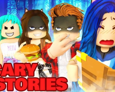READING ROBLOX SCARY STORIES... - reading roblox scary stories
