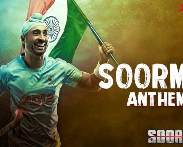 Soorma Anthem – Diljit Dosanjh | Taapsee Pannu | Shankar Ehsaan Loy | Gulzar - soorma anthem diljit dosanjh taapsee pannu shankar ehsaan loy gulzar