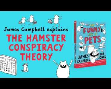 The Hamster Conspiracy Theory by Children's Comedian James Campbell - the hamster conspiracy theory by childrens comedian james campbell