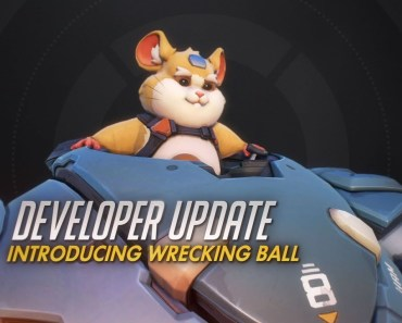 Developer Update | Introducing Wrecking Ball | Overwatch - developer update introducing wrecking ball overwatch
