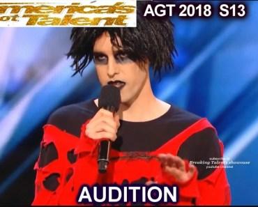 Oliver Graves Stand Up Comedian FUNNY & HEART WARMING America's Got Talent 2018 Audition AGT - oliver graves stand up comedian funny heart warming americas got talent 2018 audition agt