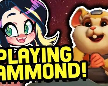 Overwatch: Hamster Gameplay! - Kitty Kat Gaming - overwatch hamster gameplay kitty kat gaming