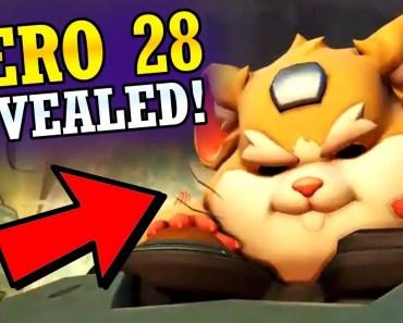 Overwatch - HERO 28 REVEALED!!!! Hammond the HAMSTER! - overwatch hero 28 revealed hammond the hamster