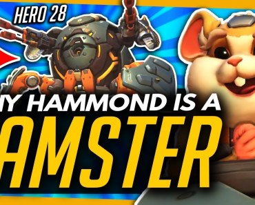 Overwatch | Why HAMMOND Is A HAMSTER! - HERO 28 REVEALED (New Mech Hero) - overwatch why hammond is a hamster hero 28 revealed new mech hero