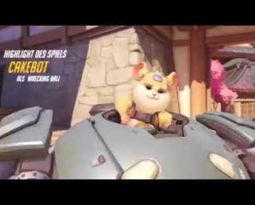 Overwatch - Wrecking Ball of Death (Funny POTG) - overwatch wrecking ball of death funny potg