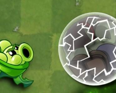 Plants vs Zombies 2 - New Zombie! - Hamster Ball Gameplay! Battlez - plants vs zombies 2 new zombie hamster ball gameplay battlez