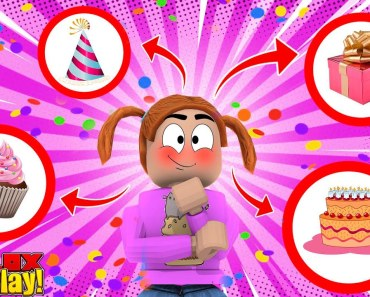 Roblox Roleplay - Baby Alive Birthday Party Planning! -