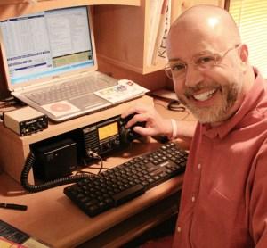 ham radio cartoonist Jim Massara, N2EST