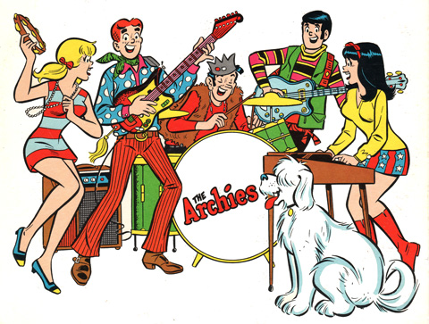 The Archies by Dan DeCarlo