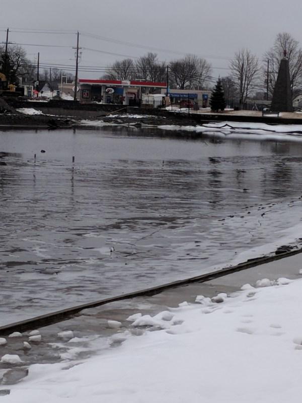 Pond Feb 1-18