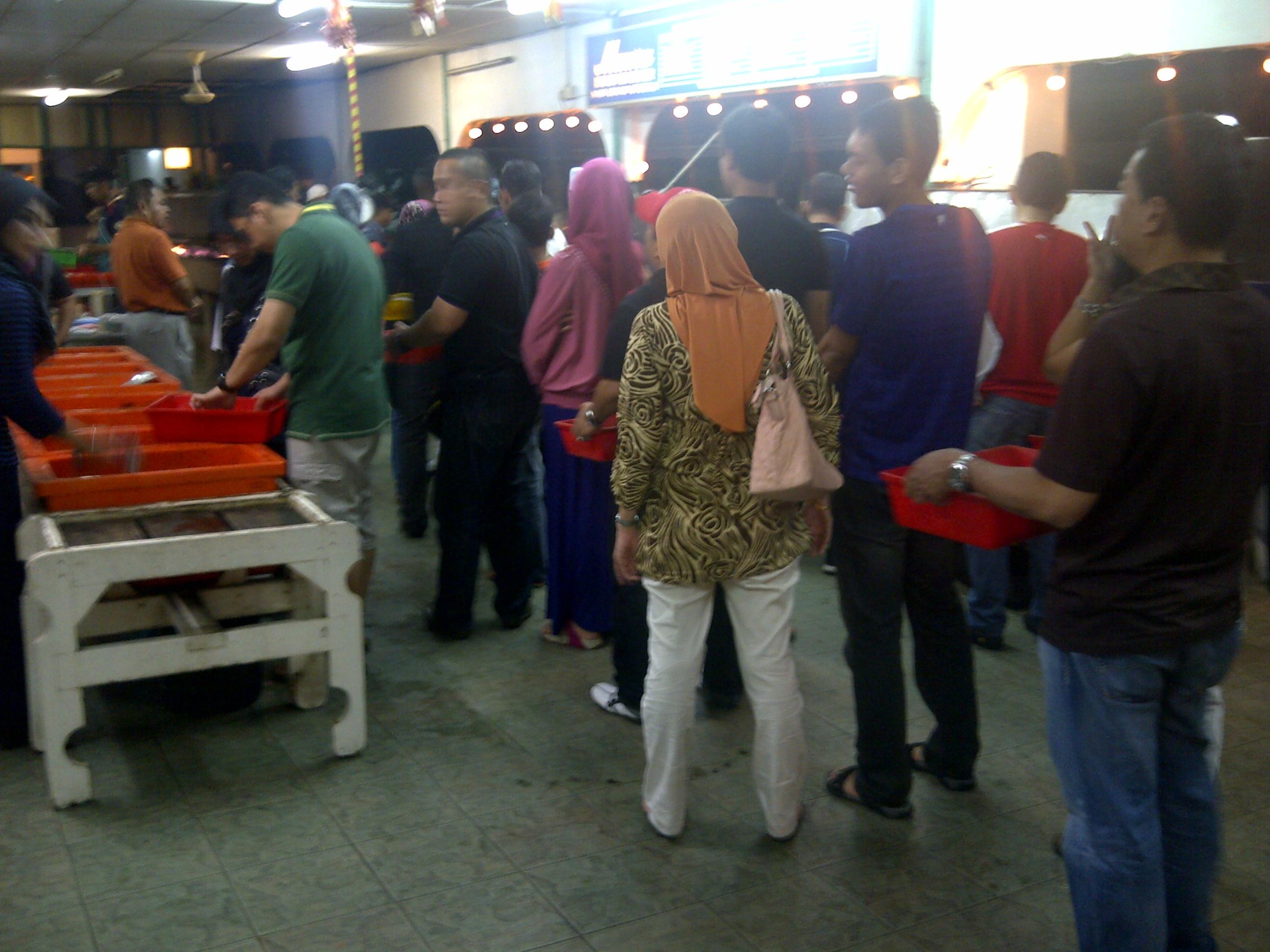 Muara Ikan Bakar Tanjung Harapan  Klang  The life journey